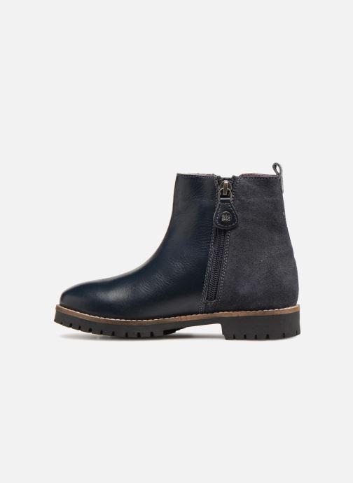 Boots en enkellaarsjes Gioseppo Berna Blauw voorkant