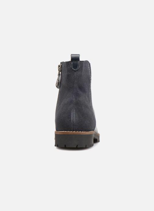 Boots en enkellaarsjes Gioseppo Berna Blauw rechts