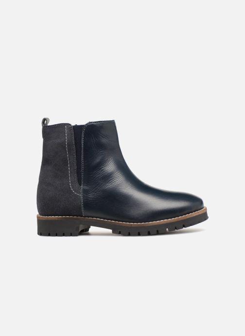 Boots en enkellaarsjes Gioseppo Berna Blauw achterkant