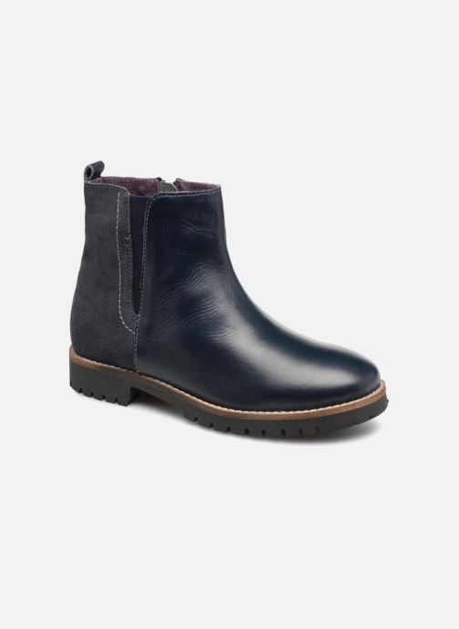 Boots en enkellaarsjes Gioseppo Berna Blauw detail