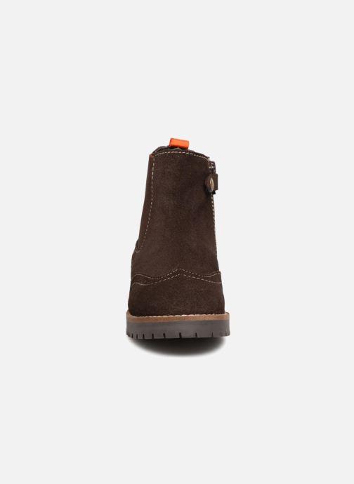 Bottines et boots Gioseppo Austin Marron vue portées chaussures