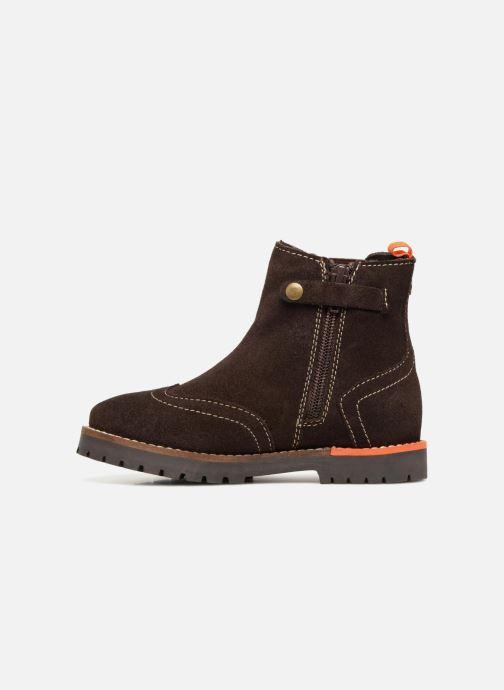 Bottines et boots Gioseppo Austin Marron vue face