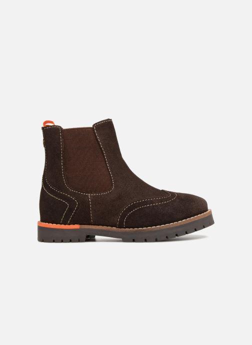 Bottines et boots Gioseppo Austin Marron vue derrière