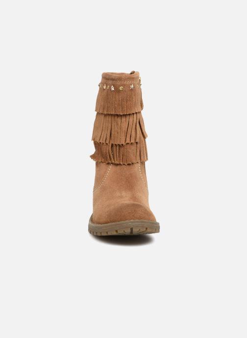 Støvler & gummistøvler Gioseppo Ranchera Brun se skoene på