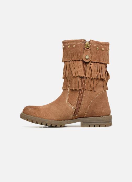 Støvler & gummistøvler Gioseppo Ranchera Brun se forfra