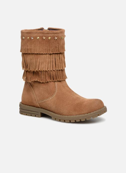 Støvler & gummistøvler Gioseppo Ranchera Brun detaljeret billede af skoene