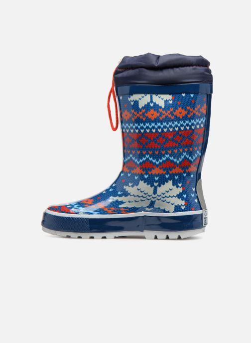 Zapatillas de deporte Gioseppo 40731 Azul vista de frente