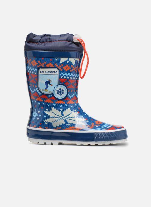 Zapatillas de deporte Gioseppo 40731 Azul vistra trasera