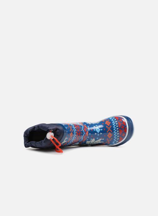Zapatillas de deporte Gioseppo 40731 Azul vista lateral izquierda