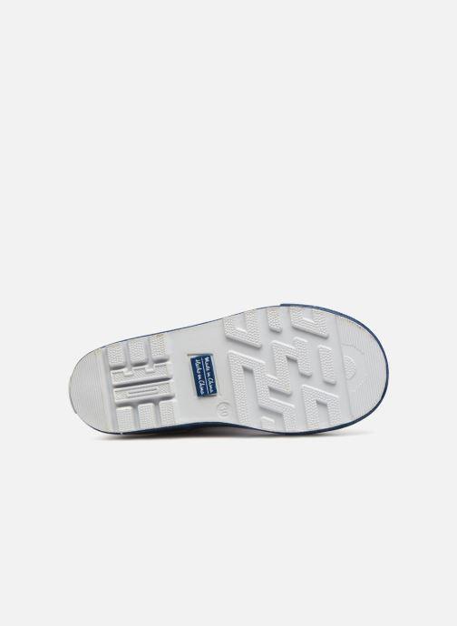 Zapatillas de deporte Gioseppo 40731 Azul vista de arriba