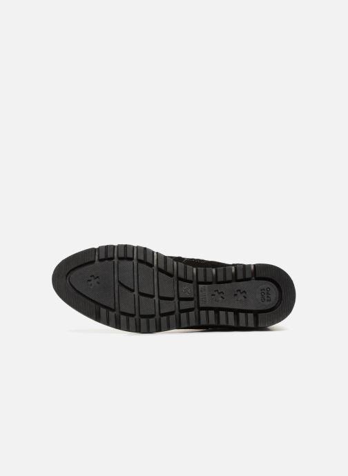 Stiefeletten & Boots Gioseppo 41450 schwarz ansicht von oben
