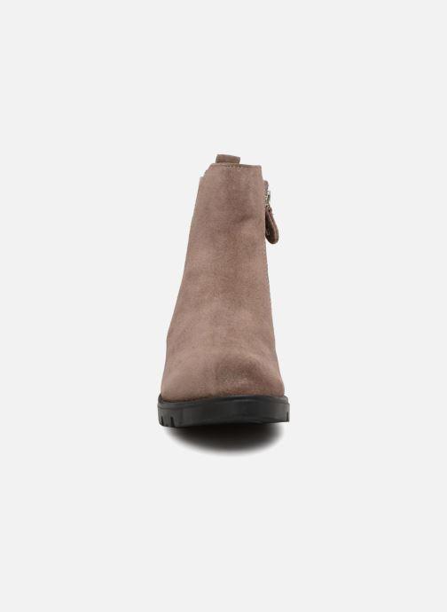 Bottines et boots Gioseppo 41450 Marron vue portées chaussures