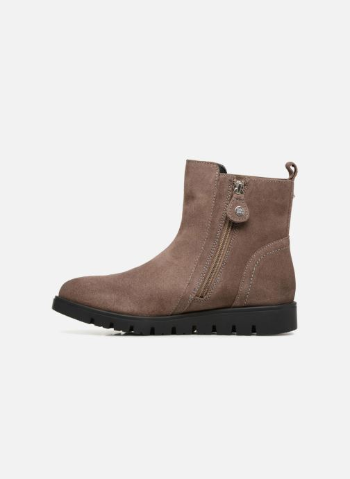 Bottines et boots Gioseppo 41450 Marron vue face