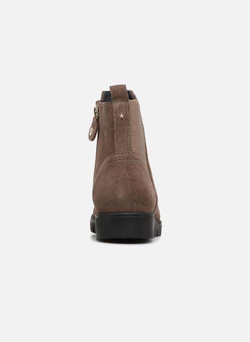 Bottines et boots Gioseppo 41450 Marron vue droite