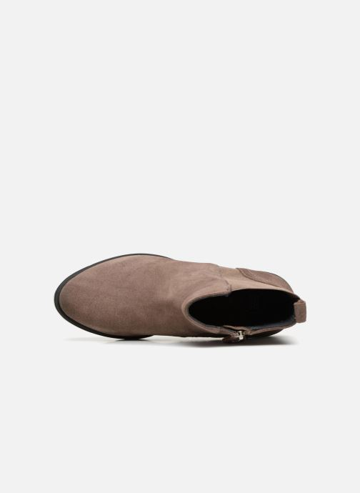 Bottines et boots Gioseppo 41450 Marron vue gauche