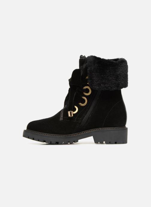 Bottines et boots Gioseppo 41474 Noir vue face