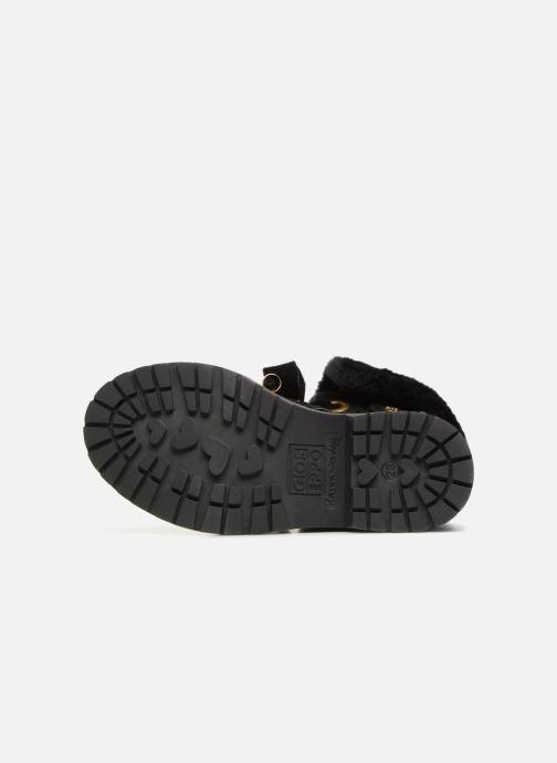 Bottines et boots Gioseppo 41474 Noir vue haut