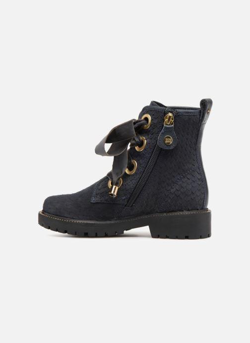 Bottines et boots Gioseppo 41555 Bleu vue face