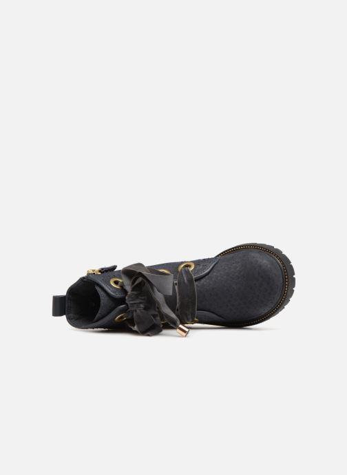 Bottines et boots Gioseppo 41555 Bleu vue gauche