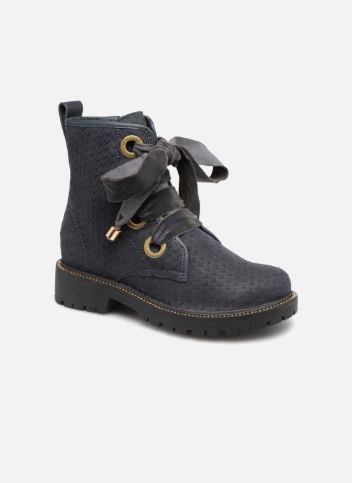 Bottines et boots Gioseppo 41555 Bleu vue détail/paire