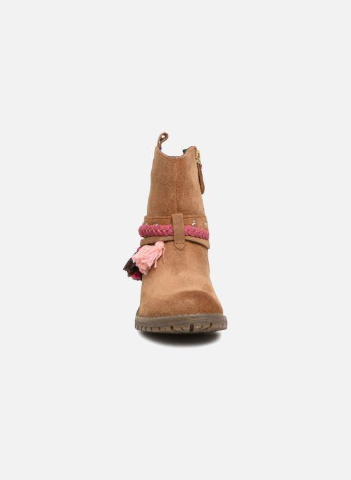 Bottines et boots Gioseppo 41637 Marron vue portées chaussures
