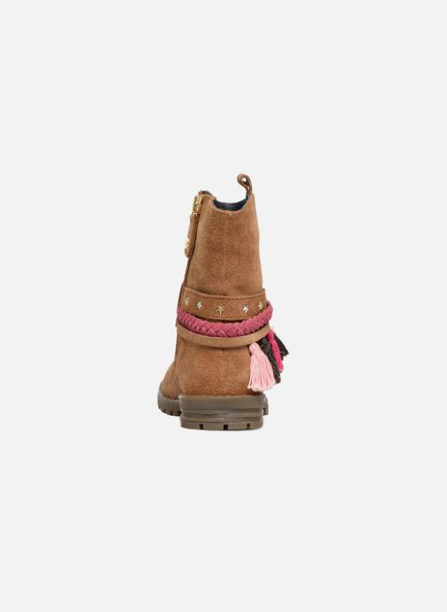 Bottines et boots Gioseppo 41637 Marron vue droite