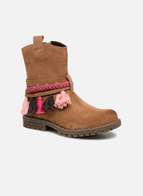 Bottines et boots Gioseppo 41637 Marron vue détail/paire