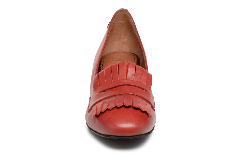 Escarpins Gioseppo 42103 Rouge vue portées chaussures