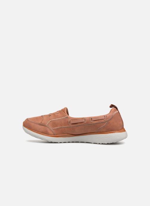 Sneakers Skechers MicroburstDearest Brun bild från framsidan