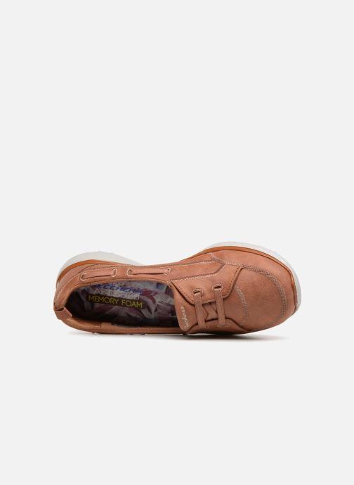 Sneakers Skechers MicroburstDearest Brun bild från vänster sidan