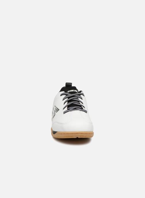Sneakers Skechers Offside Bianco modello indossato
