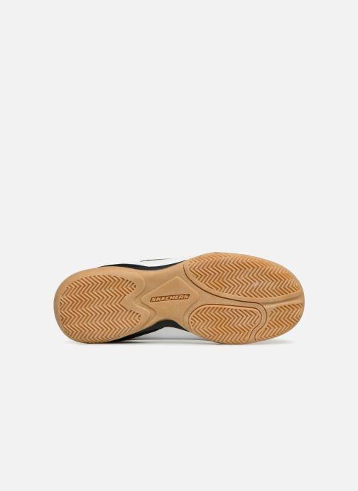 Sneakers Skechers Offside Bianco immagine dall'alto