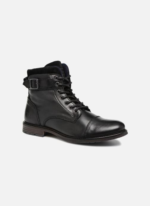 c3b9c6c2151 Mustang shoes Wilfried (Noir) - Bottines et boots chez Sarenza (345037)