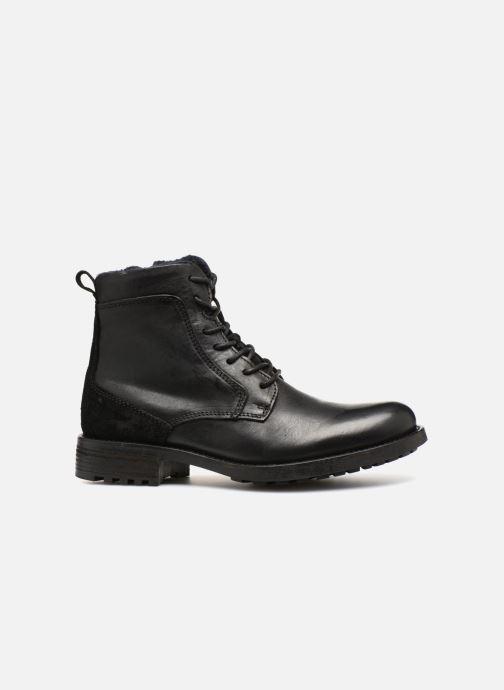 Bottines et boots Mustang shoes Jil Noir vue derrière