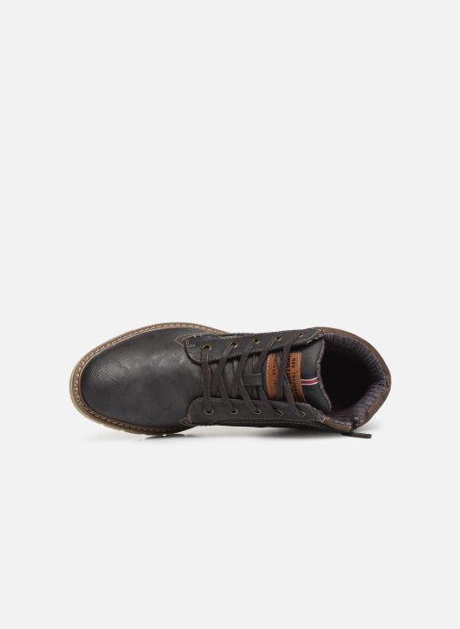 Bottines et boots Mustang shoes Mike Gris vue gauche