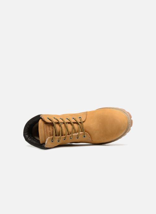 Stivaletti e tronchetti Mustang shoes Lic Marrone immagine sinistra