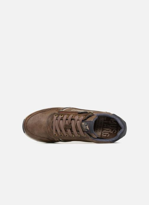 Sneakers Mustang shoes Jason Marrone immagine sinistra
