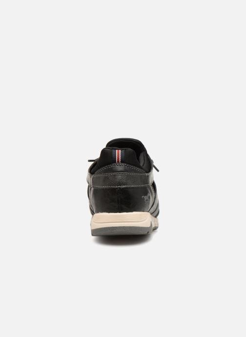 Sneakers Mustang shoes Kim Azzurro immagine destra