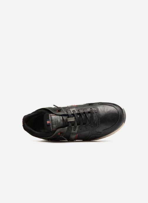 Sneakers Mustang shoes Kim Azzurro immagine sinistra