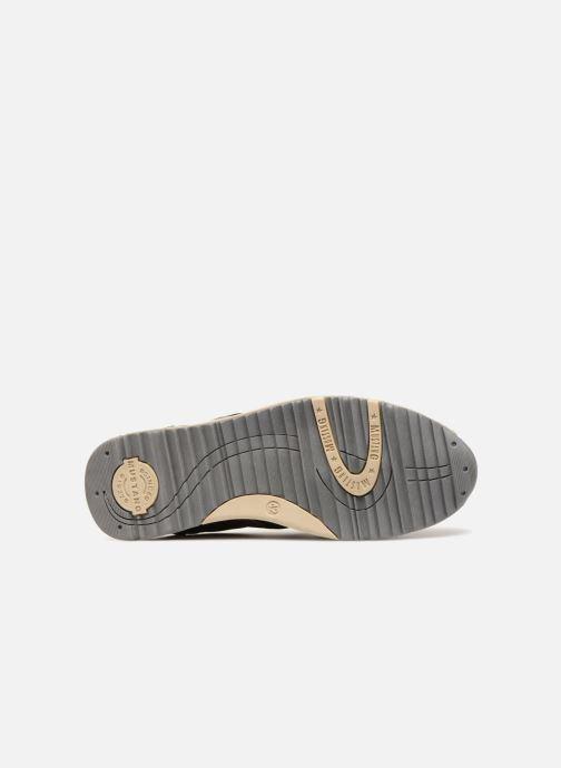 Baskets Mustang shoes Soo Marron vue haut