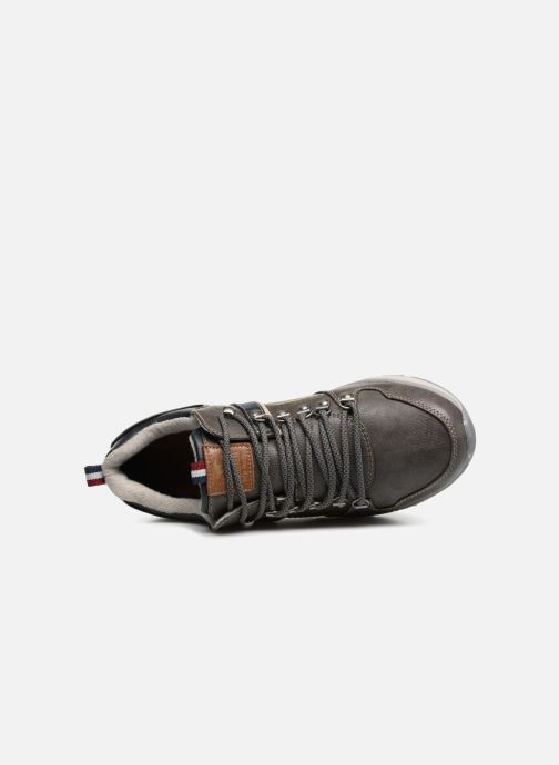 Sneakers Mustang shoes Sven Grigio immagine posteriore