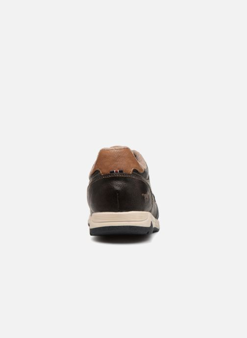 Sneakers Mustang shoes Kyle Marrone immagine destra