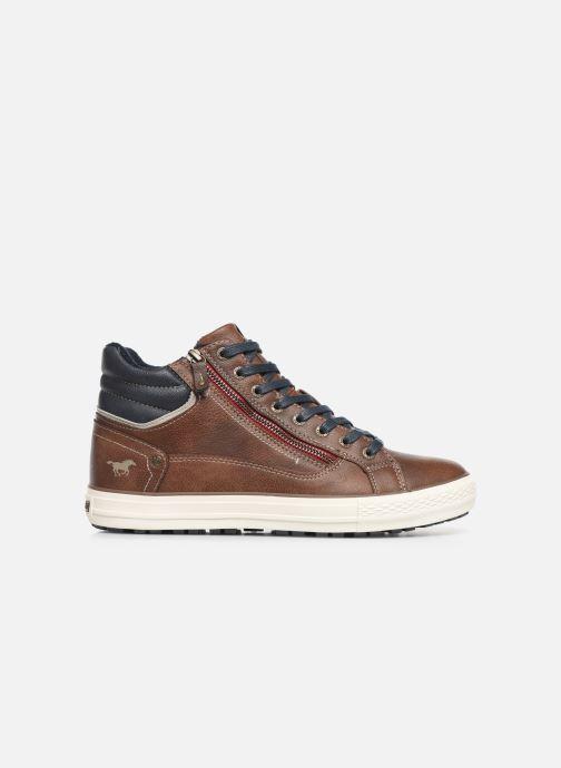 Sneakers Mustang shoes Garett Brun se bagfra