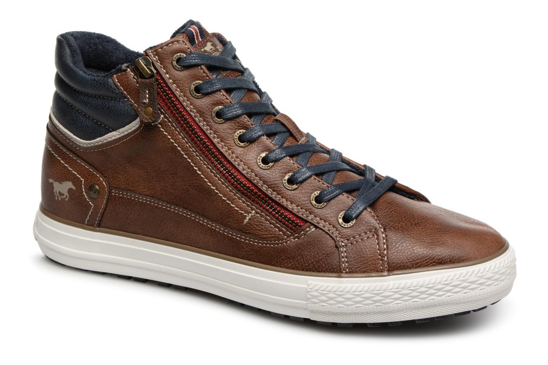 Mustang shoes Garett (Brown) - chez Trainers chez - (345056) 139481