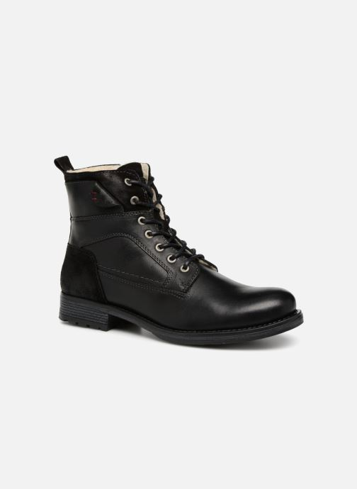 Chez Mustang Shoes Et Andy Bottines Boots noir rY1wO0qY