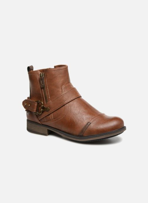 Stiefeletten & Boots Mustang shoes Hugo braun detaillierte ansicht/modell