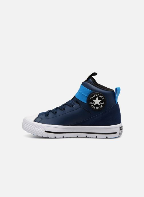 Sneakers Converse Chuck Taylor All Star High Street Lite Hi Utility Hiker Blauw voorkant