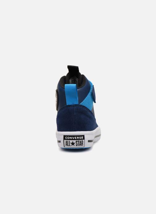 Sneakers Converse Chuck Taylor All Star High Street Lite Hi Utility Hiker Blauw rechts