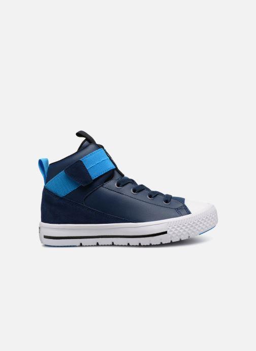 Sneakers Converse Chuck Taylor All Star High Street Lite Hi Utility Hiker Blauw achterkant