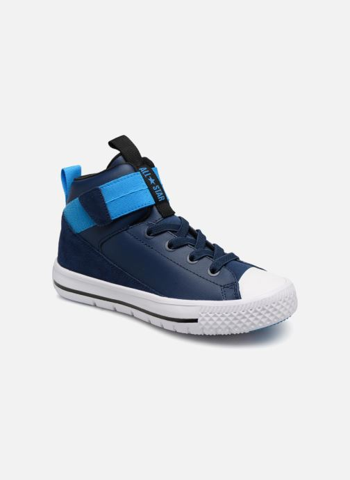 Sneakers Converse Chuck Taylor All Star High Street Lite Hi Utility Hiker Blauw detail